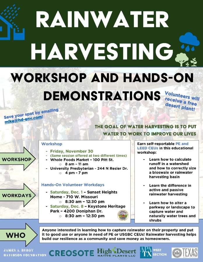 GI Workshop Flyer